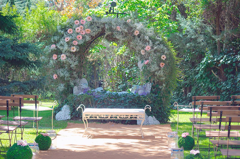 Fincas para bodas en madrid y aranjuez oleanto catering - Casa rural el tomillar ...